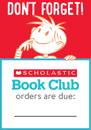Book Club orders are due